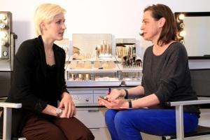 Im Gespräch mit der Starvisagistin Saskja Tornow