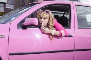 Barbie geht einkaufen